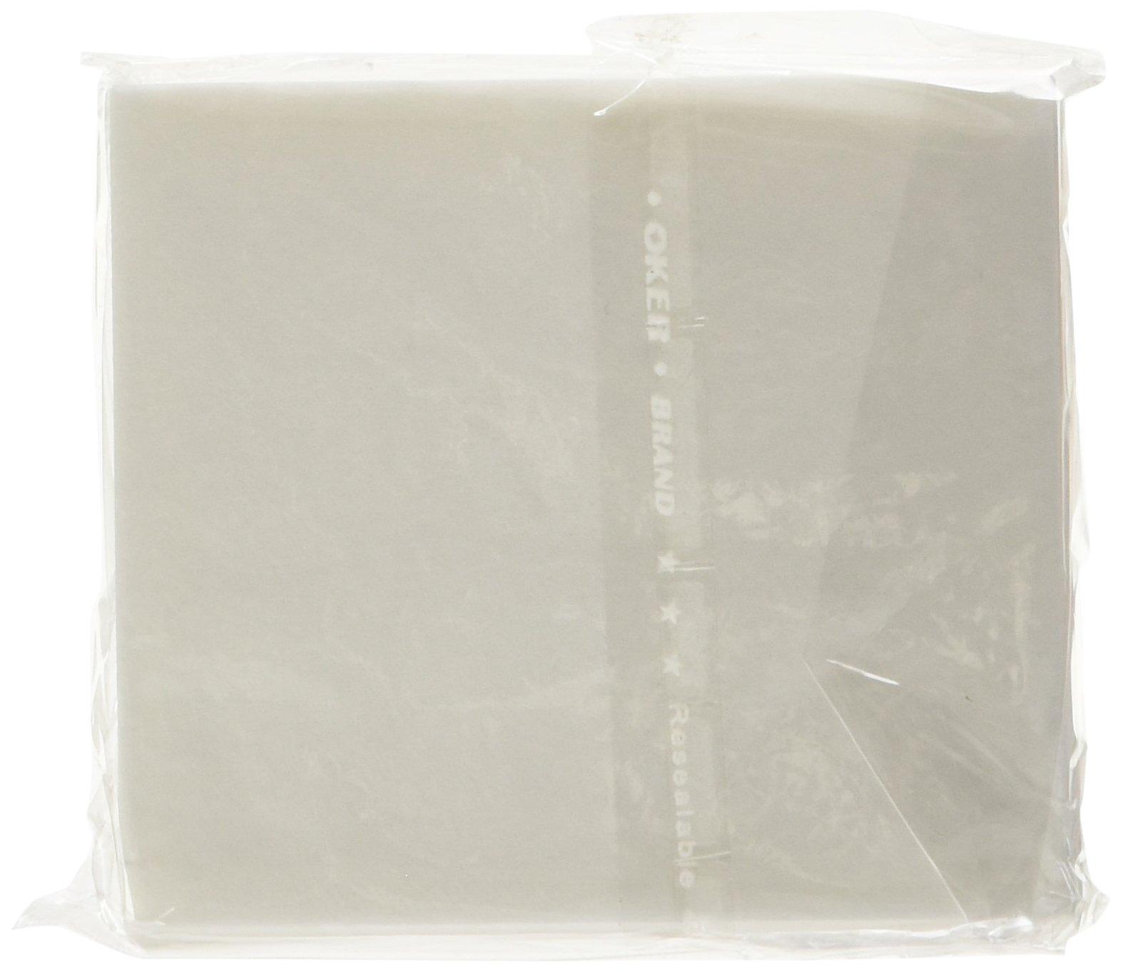 Special Tea Empty Tea Bags Bulk Case, 2.5 x 2.75 Inches, 5000 Count