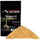 Tongkat Ali 100:1 Extract (10g) The Most Effective Male Herb on the Planet * MALAYSIAN Ginseng * HIGH QUALITY Sourced from Malaysian Wild Trees