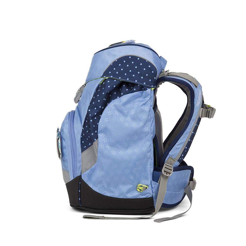 Blaue Punkte ERGOBAG HimmelreitB/är Kinder-Rucksack 40 cm