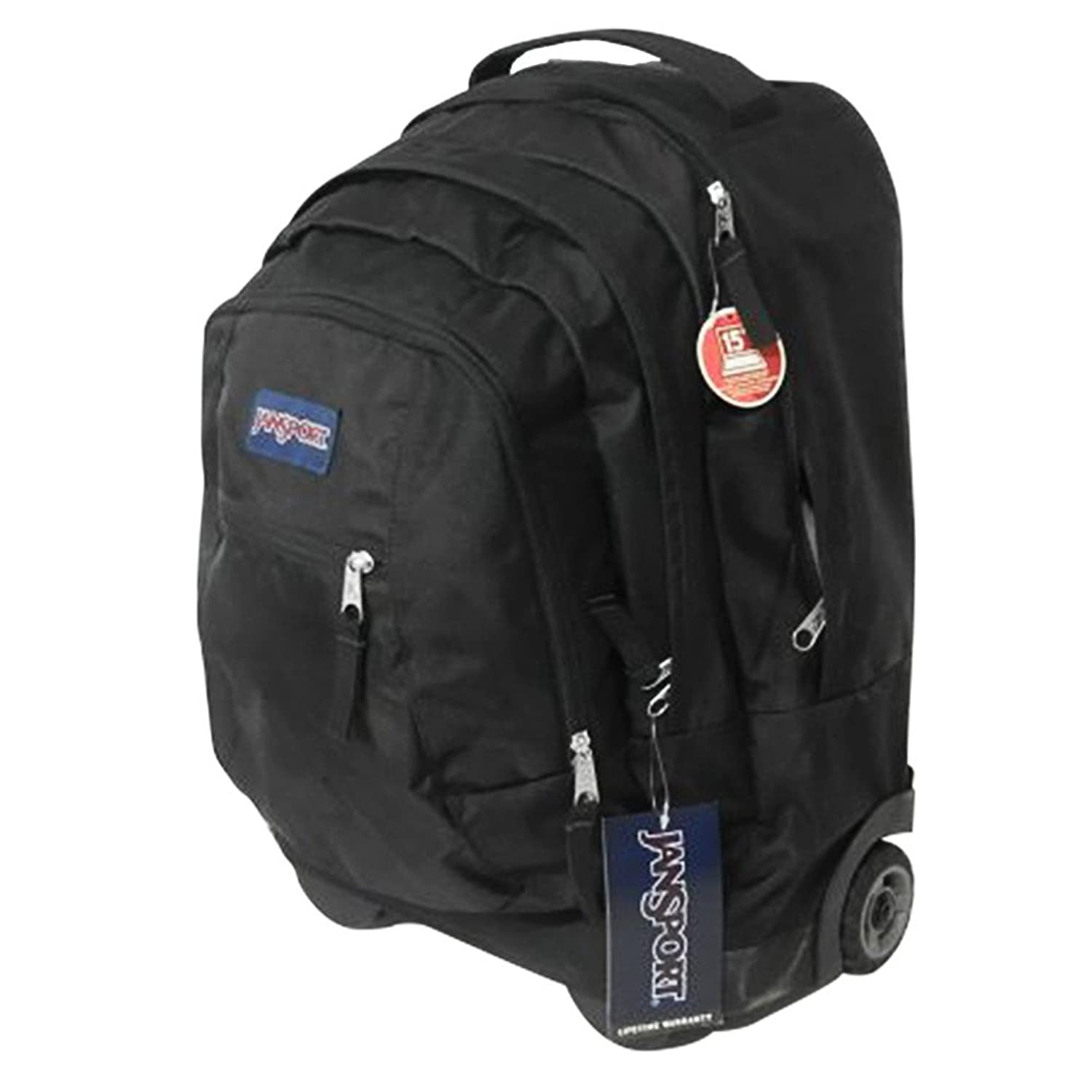 Jansport Driver 8 Rolling Backpack Lowest Price - Dream Shuttles 7b41f8347bc7f