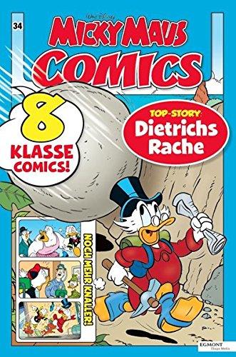 Micky Maus Comics Nr. 34