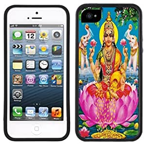 Lakshmi Goddess Handmade iPhone 5C Black Case