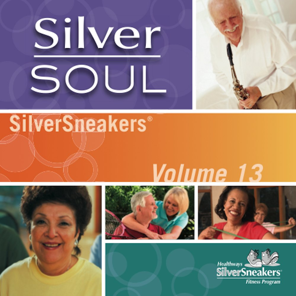 Muscle Mixes Music - Silver Sneakers Vol 13: Silver Soul - Amazon ...