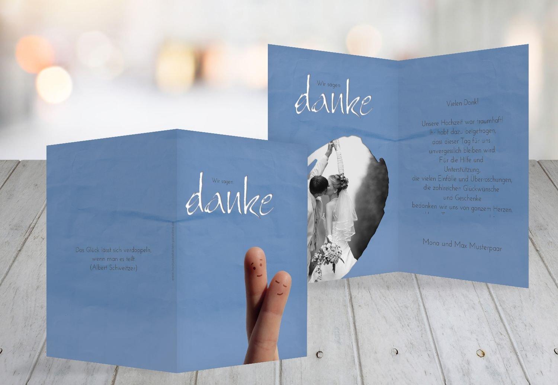 Kartenparadies Danksagung für Hochzeitsgeschenke Hochzeit Dankeskarte Fingerpaar, hochwertige Danksagungskarte Hochzeitsglückwünsche inklusive Umschläge   10 Karten - (Format  105x148 mm) Farbe  PastellHellRot B01N4QEWML | Großer Verka