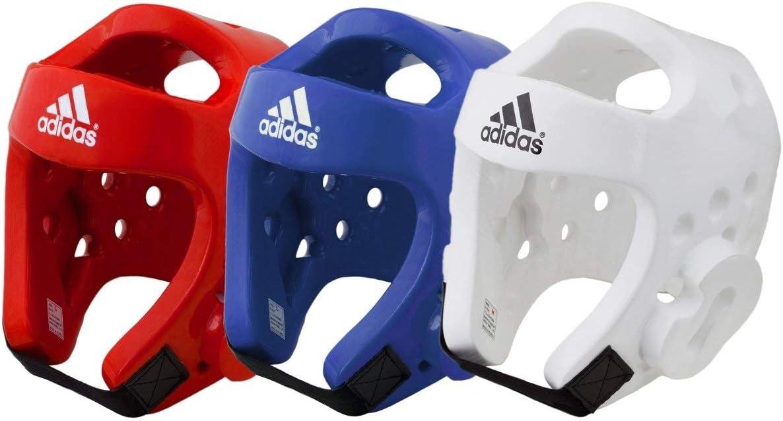 primero Descubrir Crueldad  adidas Casco Taekwondo: Amazon.es: Deportes y aire libre