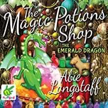 The Emerald Dragon Audiobook by Abie Longstaff Narrated by Dan Bottomley