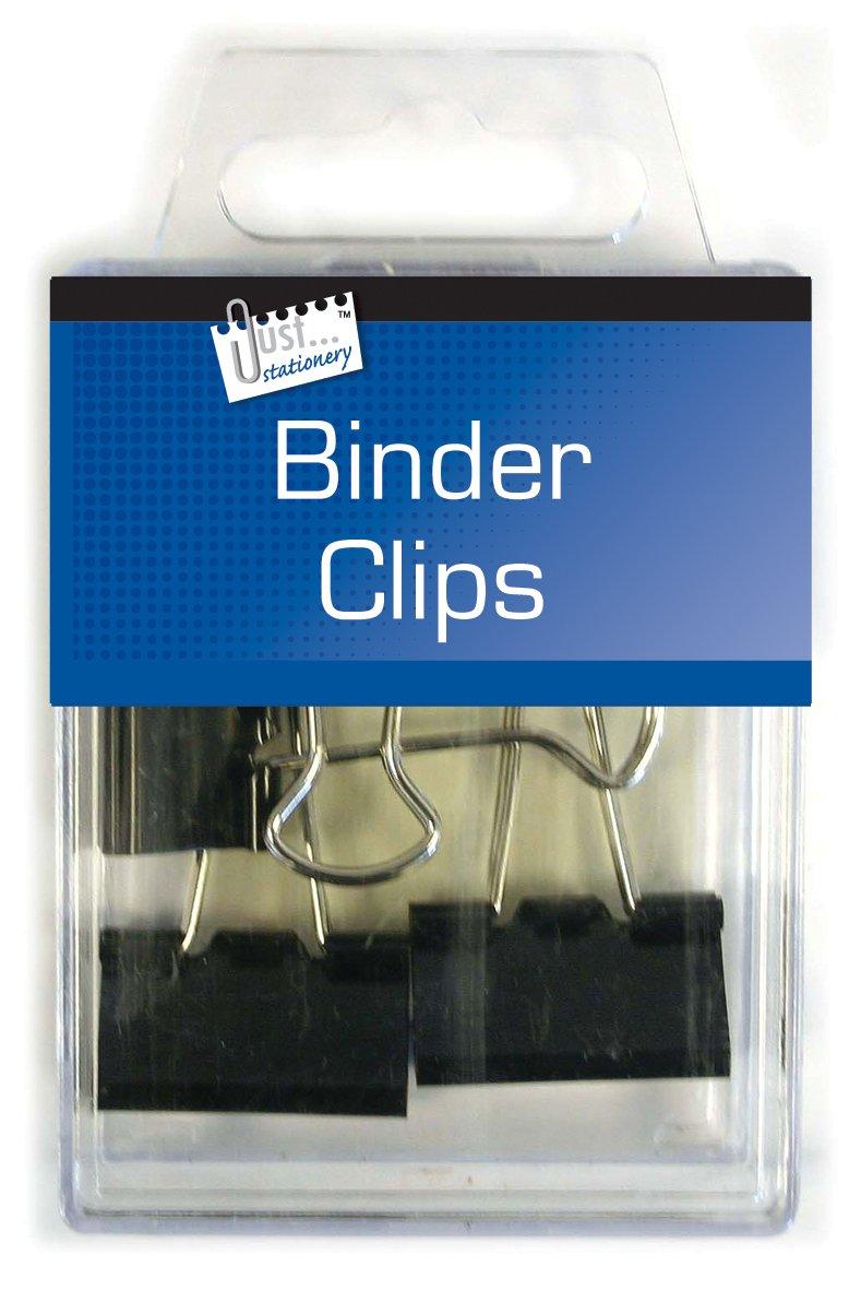 con Clip Just Stationery-Raccoglitore ad anelli