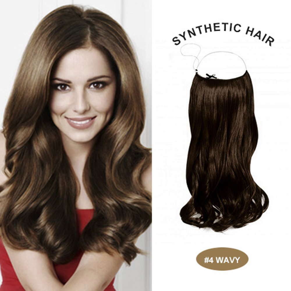 Amazon coco synthetic hair extensions curly wavy 20 inches amazon coco synthetic hair extensions curly wavy 20 inches medium brown beauty pmusecretfo Gallery