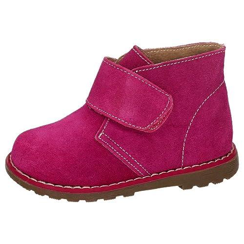 BONINO NA831D-12 BOTITAS PIEL NIÑA BOTAS-BOTINES: Amazon.es: Zapatos y complementos