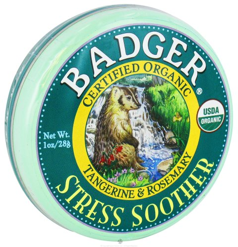 Badger - Stress Soother Balm - 1 oz.