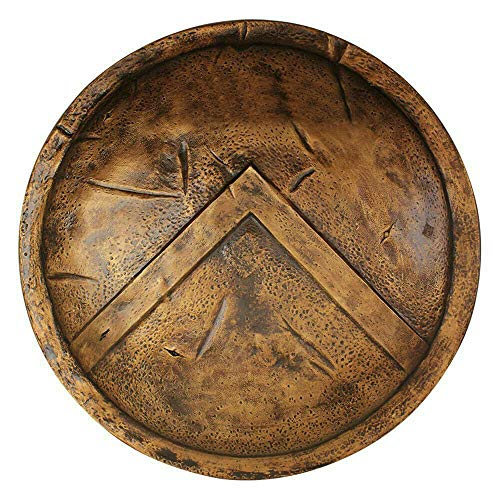 Mariyam Art Handicraft Spartan King Armor Shield 300
