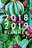 2018 2019 Planner, 18 Month Weekly & Monthly