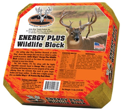 Antler King Energy Plus Wildlife Pack Block