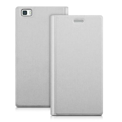 261 opinioni per kwmobile Cover per Huawei P8 Lite (2015)- Custodia protettiva apribile a libro