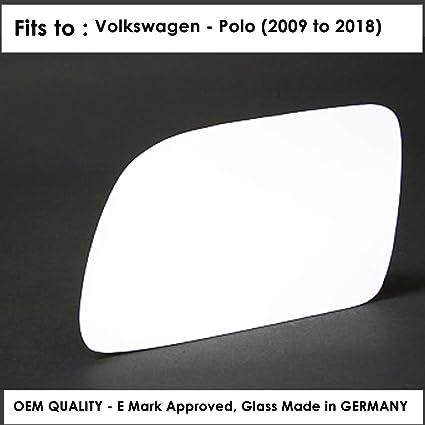 The Wing Mirror Company gl563-vp puerta/ala cristal de espejo ...