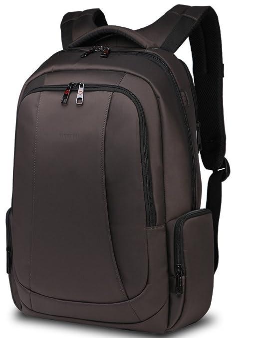 Business Laptop Rucksack 15 15.6 Zoll Wasserabweisend Diebstahlsicherer PC-Fach  Viele Funktionstaschen Reisen Outdoor Mordern Rucksack ... a083c6f893