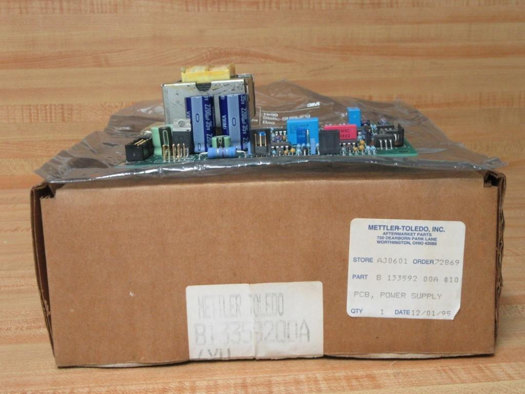 Toledo Scale B133592-00A Panel Supply Board B13359200A: Amazon com