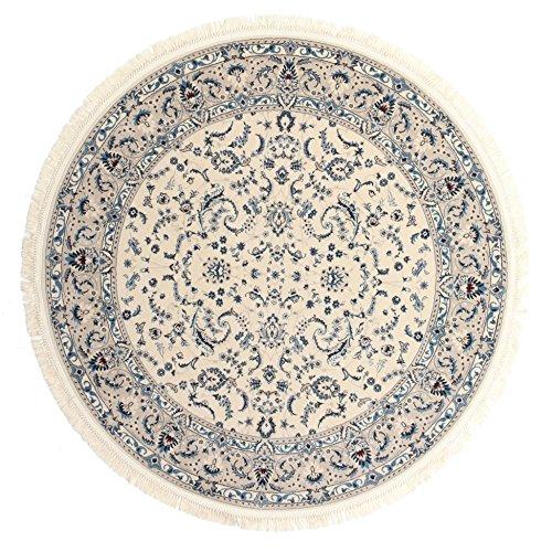 """Nain Florentine Rug Ø 6'7"""" ( Ø 200 Cm) Oriental, Round"""
