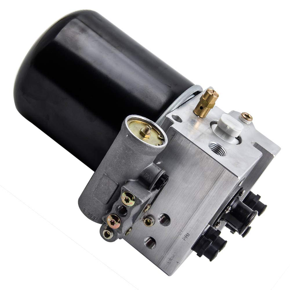 5010696X 5015533 AD-IS Air Dryer 12V for Kenworth Peterbilt Replaces for Bendix
