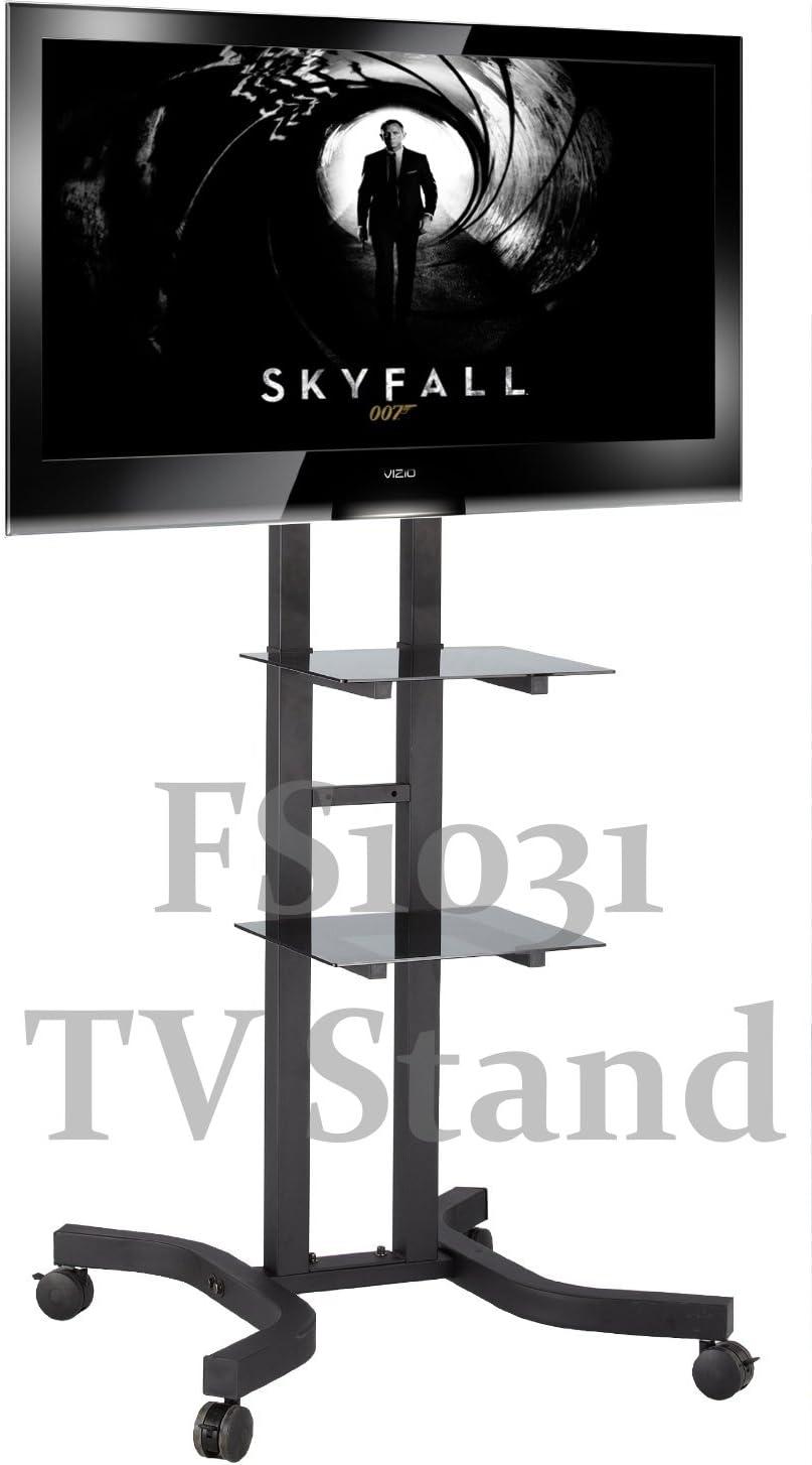 FS1031 exhibición de la exposición soporte para TV Carro Soporte ...