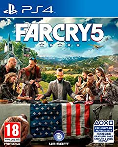 Far Cry 5 Playstation 4 Amazon Es Videojuegos