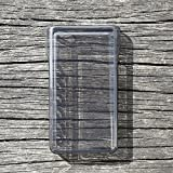 for Sony NW-WM1A / NW-WM1Z Case Cover TPU Gel Case Clear Black