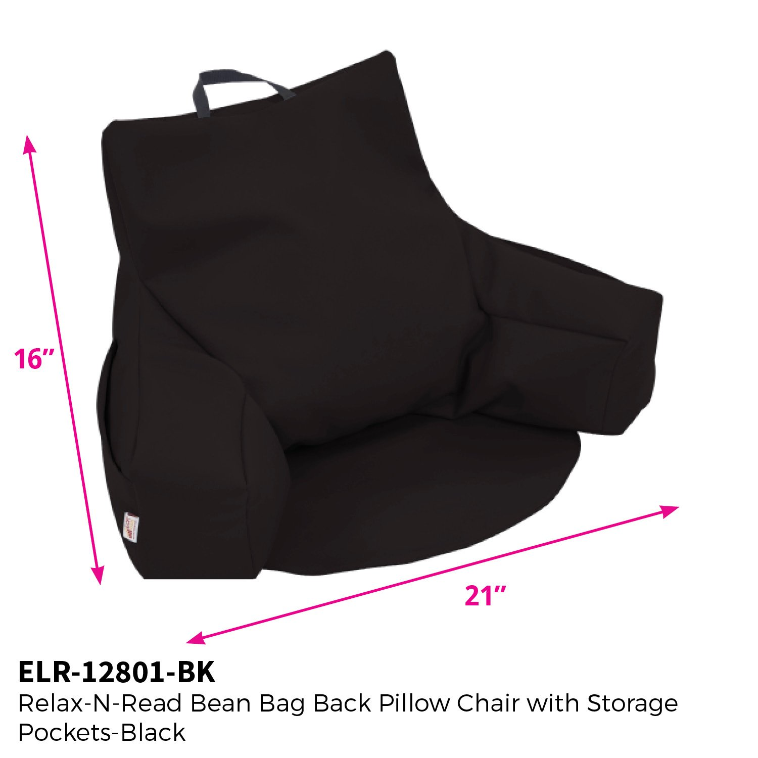 Amazon.com: ECR4Kids relax-n-read Bean Bag Soporte de la ...