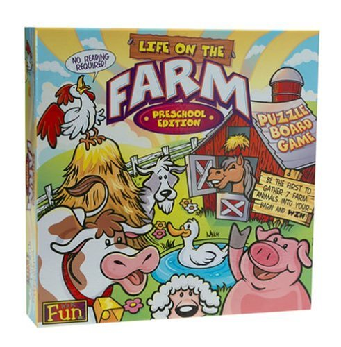 Life on the Farm - Preschool Edition by We R Fun