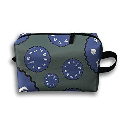 Manual Mode Travel Toiletry Bags Portable Travel Organizer Bags