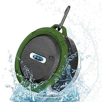 Amazon.com: VNKING Bluetooth Shower Speaker, Wireless