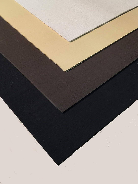 SoleTech Midsoling Sheet, Black, 18'x36' 18x36