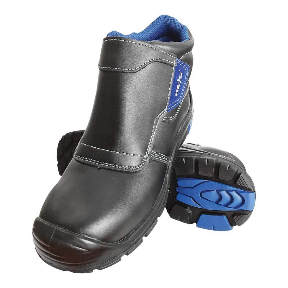 color negro y azul Zapatos de seguridad para soldador talla 39 Reis BCH-DREZNO-S3/_39 Composite Power