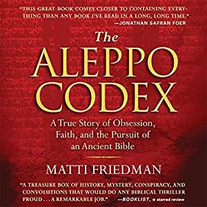 The Aleppo Codex Audiobook