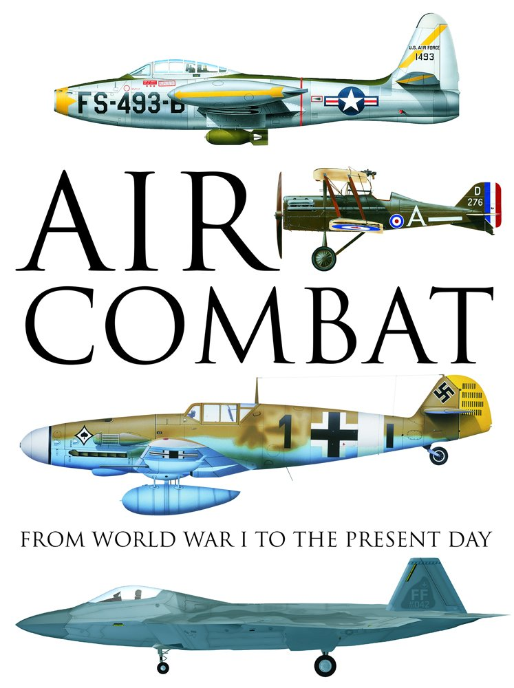 Download Air Combat: From World War I to the Present Day pdf epub