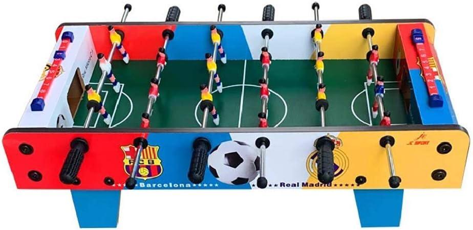 YQSHYP Portátil futbolín, Adultos Infantil Juegos individuo o ...