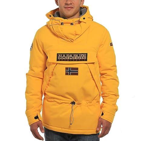 Amazon.com: Napapijri Skidoo 13 – Chaqueta de esquí para ...
