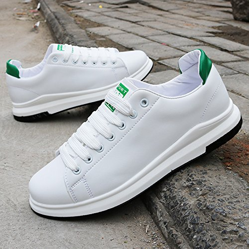 summer White wild sports increased nbsp;Spring nbsp; s green men's and shoes leisure shoes GUNAINDMX white 0qwpvEYnp