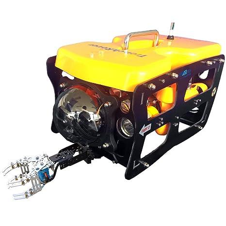 ThorRobotics 110 ROV robótica submarina con Brazo mecánico cámara ...
