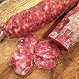 Sweet Abruzzese Natural Dry Cured Sausage, Nitrate Free
