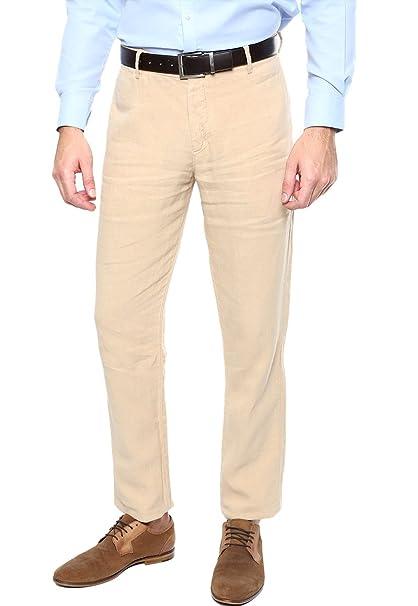 1173379449 Dockers- Pantalón Beige Pantalones para Hombre Beige Talla 29x32 ...
