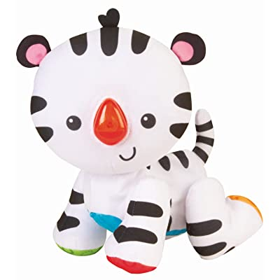 Fisher-Price Touch 'n Crawl Tiger: Toys & Games