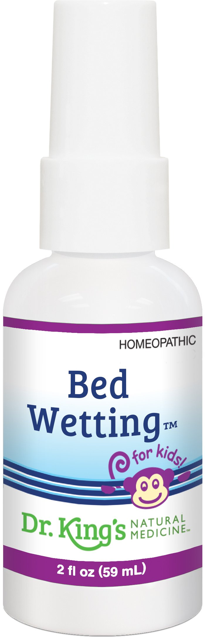 Dr. King's Natural Medicine Bed Wetting, 2 Fluid Ounce