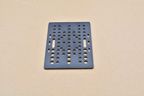 Impresora 3D openbuilds placa de aluminio T3x88x127 placa especial ...