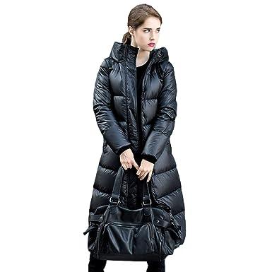 Amazon.com: FidpMo - Chaqueta de invierno para mujer, con ...