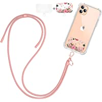 Dracool for Mobile Phone Lanyard Phone Charms Adjustable Neck Nylon Strap Keychain Chain Safety Universal Crossbody with…