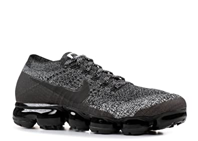 Nike Men s AIR Vapormax Flyknit Oreo Running Shoes Black (8 D(M) US 4e6b047d6