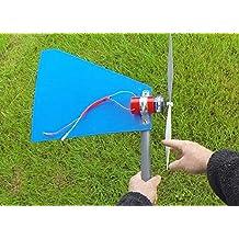 Small Wind Turbine 12 Volt Generator Kit