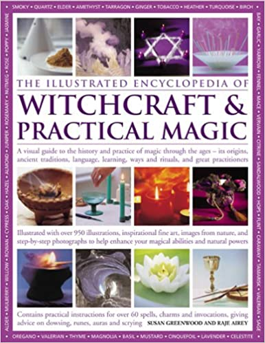 The illustrated encyclopedia of witchcraft practical magic lorenz the illustrated encyclopedia of witchcraft practical magic lorenz editors 9780754816805 amazon books fandeluxe Image collections