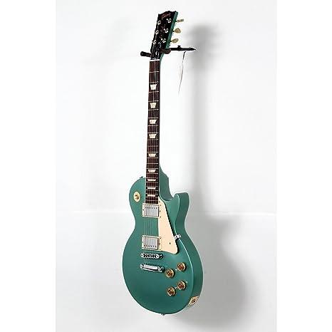 Gibson 2016 guitarra eléctrica Les Paul Studio T Inverness verde, cromado Hardware 190839033093