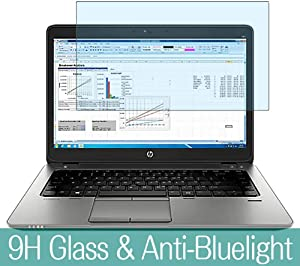 """Synvy Anti Blue Light Tempered Glass Screen Protector for HP EliteBook 725 G2 12.5"""" Visible Area 9H Protective Screen Film Protectors"""